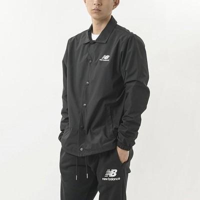 ニューバランス(New Balance)陸上ランニング ジャケット(メンズ)コーチジャケット(AMJ03505-BK)