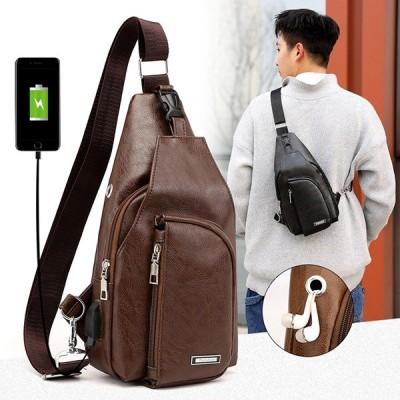 USBの充満港が付いている人の屋外の抵抗力がある盗難防止の箱袋旅行デイパック