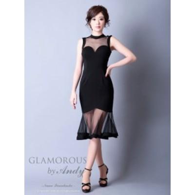 GLAMOROUS ドレス GMS-V527 ワンピース ミニドレス Andyドレス グラマラスドレス クラブ キャバ ドレス パーティードレス