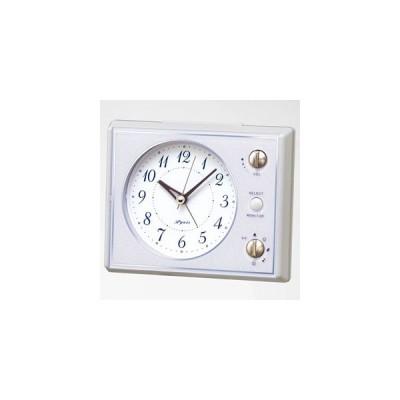 セイコータイムクリエーション 目覚まし時計 NR445H 返品種別A
