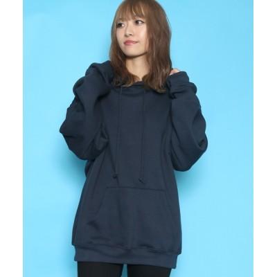 ROOP TOKYO / BAYSIDE/ベイサイド 9.5 oz. 80/20 Pullover Hooded スウェット プルオーバーパーカー/プルパーカー Made in USA MEN トップス > パーカー