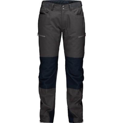 ノローナ ボトムス メンズ ハイキング Norrona Men's Svalbard Heavy Duty Pant Slate Grey