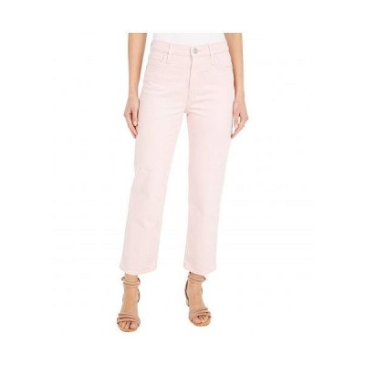 Hudson Jeans ハドソン ジーンズ レディース 女性用 ファッション ジーンズ デニム Remi High-Rise Straight Croppd in Soft Pink - Soft Pink