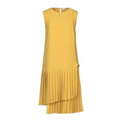 パロッシュ P.A.R.O.S.H. ミニワンピース&ドレス オークル S ポリエステル 97% / ポリウレタン 3% ミニワンピース&ドレス