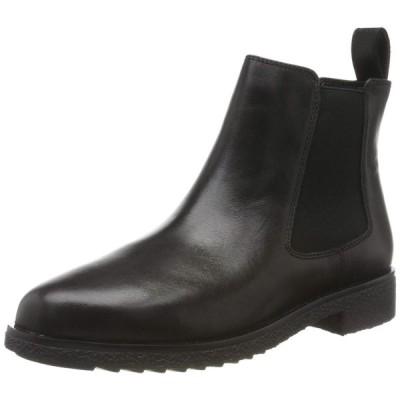 [クラークス] ブーツ グリフィンプラザ 本革 レディース ブラックレザー UK 030(22 cm)