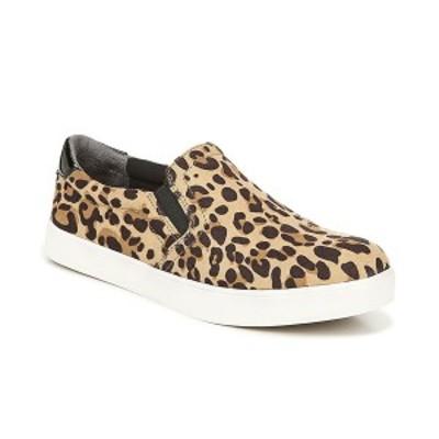 ドクター・ショール レディース スニーカー シューズ Women's Madison Sneakers Tan/Black Leopard