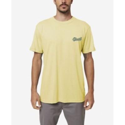 オニール メンズ Tシャツ トップス Men's Since 52 T-shirt Yellow