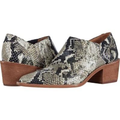 メイドウェル Madewell レディース ブーツ シューズ・靴 Cline Western Bootie Heather Natural Multi