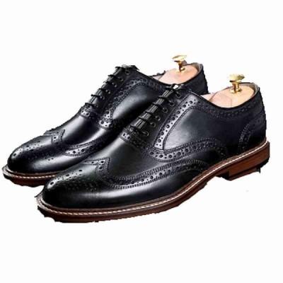 ビジネスシューズ メンズ 本革 レザー  歩きやすい 靴 おしゃれ