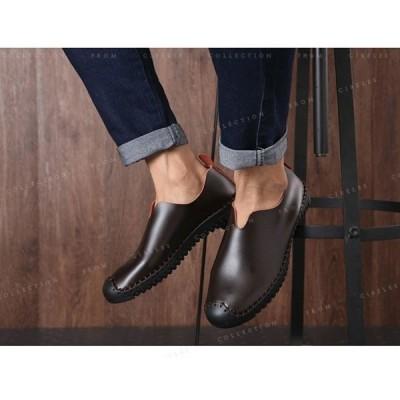 ビジネスシューズメンズファッション紳士靴メンズシューズビジネスコンフォート幅広軽量革靴メンズフォーマルシューズ通勤脚長美脚紳士靴
