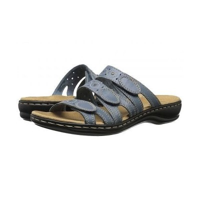 Clarks クラークス レディース 女性用 シューズ 靴 サンダル Leisa Cacti Q - Denim Blue