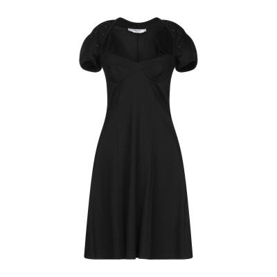 ブルーガール ブルマリン BLUGIRL BLUMARINE ミニワンピース&ドレス ブラック S ナイロン 84% / ポリウレタン 16% ミニ