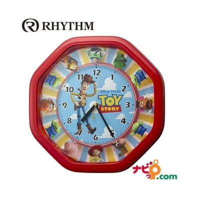 トイストーリー からくり時計M440 4MH440MC01 壁掛け時計 ディズニー リズム時計 RHYTHM