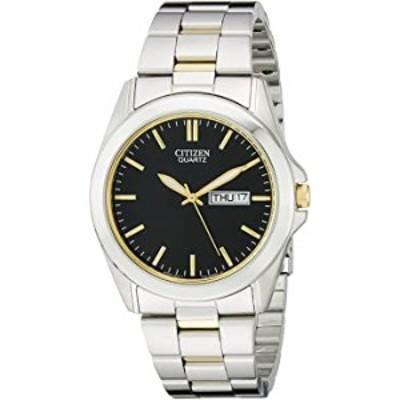 腕時計  Citizen Black Dial BF0584-56E [並行輸入品]