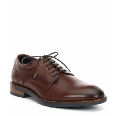 スティーブ マデン メンズ ドレスシューズ シューズ Men's Tailspin Oxford Cognac
