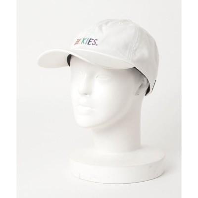 帽子 キャップ Dickies Rainbow EMB Low Cap