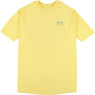 90年代 The Mac Asylum Tシャツ USA製 レディースXL /eaa051699