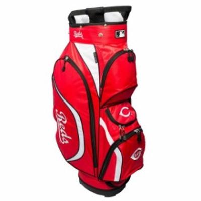 Team Golf チーム ゴルフ スポーツ用品  Cincinnati Reds Clubhouse Golf Cart Bag