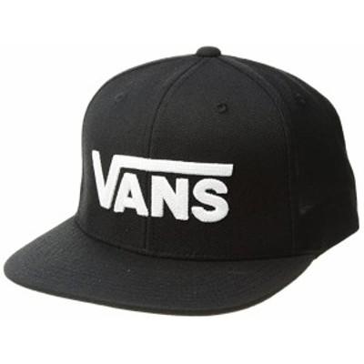 (取寄)バンズ ドロップ V 2 スナップバック Vans Drop V II Snapback Black/White