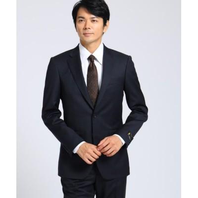 【タケオキクチ】 サージジャケット Fabric by MIYUKI KEORI メンズ ダークネイビー 02(M) TAKEO KIKUCHI