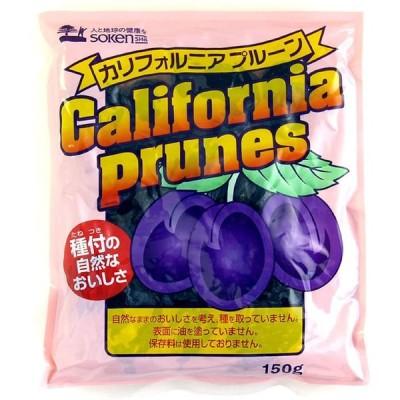 創健社 カリフォルニアプルーン 150g×10袋