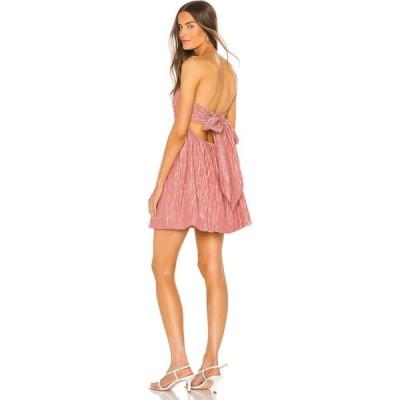 エルピーエー LPA レディース ワンピース ワンピース・ドレス Lily Dress Rose Pink