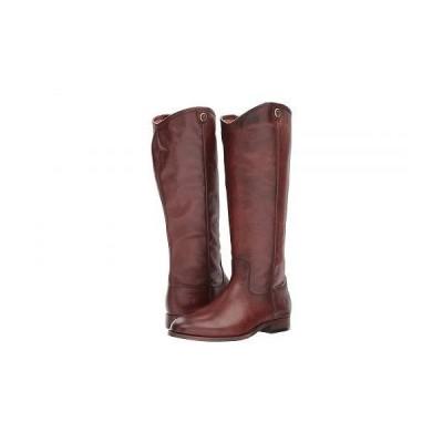 Frye フライ レディース 女性用 シューズ 靴 ブーツ ロングブーツ Melissa Button 2 - Redwood Extended