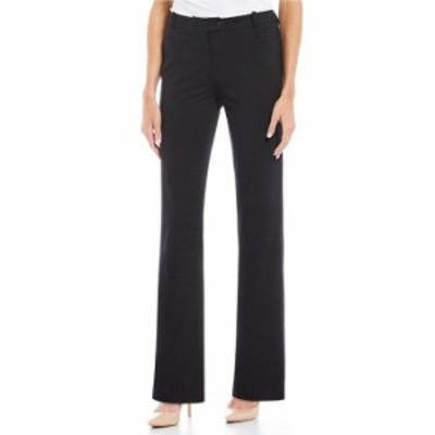 カルバンクライン レディース デニムパンツ ボトムス Modern Fit Straight Leg Pants Navy
