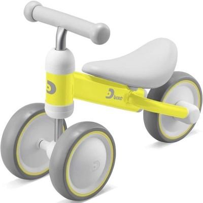 アイデス ディーバイクミニプラスD-bike mini+ イエロー(同梱不可品につき他商品ご購入時は別途送料発生致します)