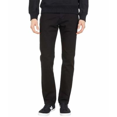 リーバイス デニムパンツ ボトムス メンズ Premium 511 Slim Jeans Black Knight