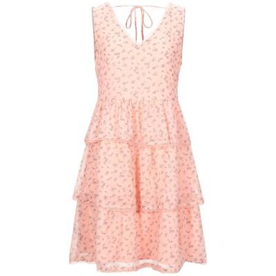 VILA ミニワンピース&ドレス ピンク 34 ポリエステル 100% ミニワンピース&ドレス