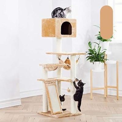 猫の木と塔、ペット猫活動クラブセンター、多層猫登山ツリーとおもちゃのハ(中古品)