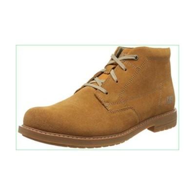 Cat Footwear Men's Ankle Classic Boots, Orange Pumpkin Spice Ginger, 43【並行輸入品】