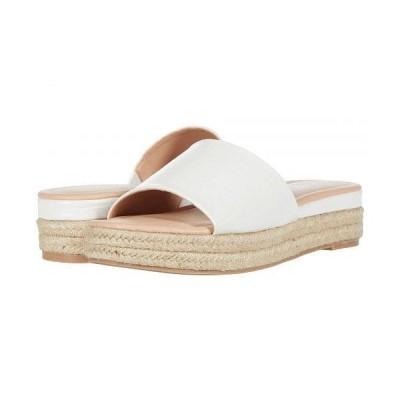 Chinese Laundry チャイニーズランドリー レディース 女性用 シューズ 靴 サンダル Simora - White Croco