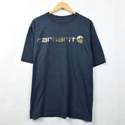 カーハート ロゴTシャツ メンズXL /eaa033347