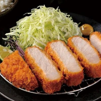 グルメ 冷凍食品 業務用 三元豚の厚切り上ロースカツ1.2kg (約200g×6個入) 19121 弁当 とんかつ トンカツ メイン 弁当 一品 豚肉 惣菜 洋食