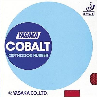 ヤサカ 卓球 ラバー コバルト 一枚ラバー ブラック B-14-BLK <2021CON>
