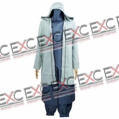 NARUTO -ナルト- 第二部 油女シノ 風 コスプレ衣装