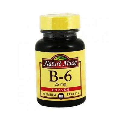 ネイチャーメイド ビタミンB6(80粒入(40日分)