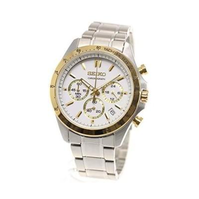 [セイコー]SEIKO セレクション SELECTION 腕時計 メンズ クロノグラフ SBTR024