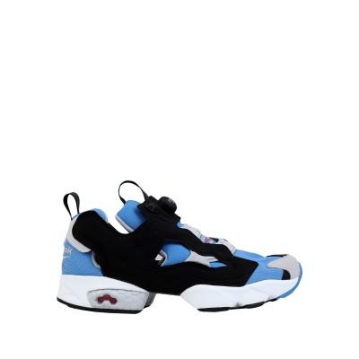 リーボック REEBOK スニーカー&テニスシューズ(ローカット) アジュールブルー 8.5 紡績繊維 スニーカー&テニスシューズ(ローカット)