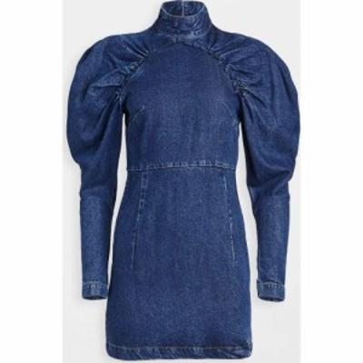 ロテート ROTATE レディース ワンピース ワンピース・ドレス Kim Dress Medium Blue