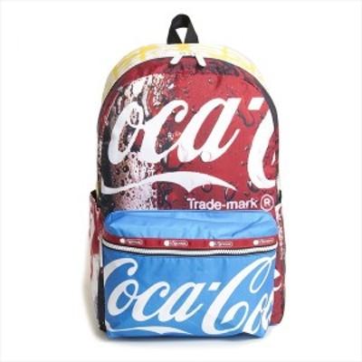 レスポートサック バッグ リュック・バックパック LESPORTSAC コカ・コーラコラボ CARSON BACKPACK 3426  G677 COKE COLLAGE    比較対