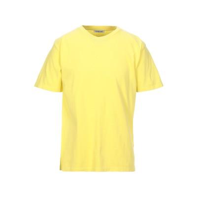 LOREAK MENDIAN T シャツ イエロー S コットン 100% T シャツ
