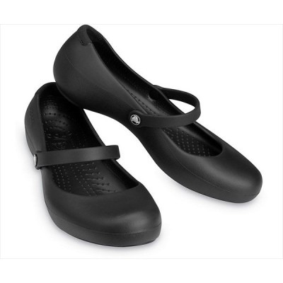 [crocs]クロックス アリスワーク (11050)(001) ブラック/ブラック[取寄商品]