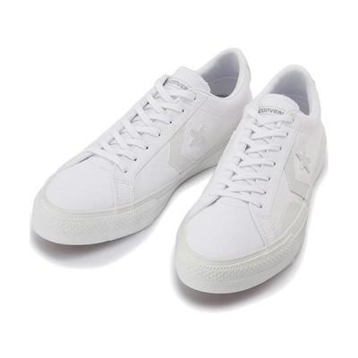 コンバース(CONVERSE) メンズ レディース スケートシューズ プロライド SK CV OX PRORIDE SK CV OX ホワイト 34200311 スケボーシューズ スニーカー 靴