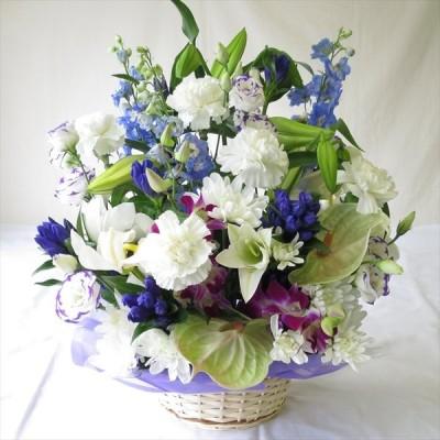 お供えのお花 お供え 花 お悔やみアレンジメント お悔やみ 花束
