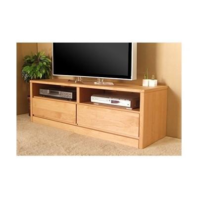 LAVI'S 120cmテレビ台 完成品 ローボード 日本製 (ナチュラル)