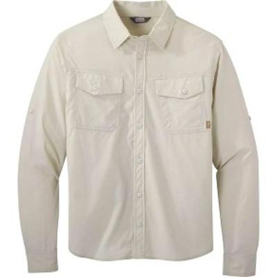 アウトドアリサーチ メンズ シャツ トップス Wanderer Long-Sleeve Shirt Sand