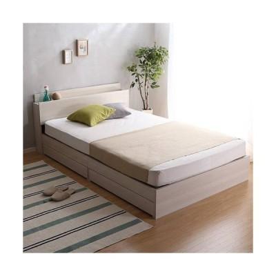 ベッド シングル ベット ベッドフレーム おしゃれ 安い 北欧 一人暮らし チェスト ベッド下収納 引き出し付き 大容量 宮付き ヘッドボード 枕元 棚 コンセント